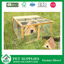 Customize high quality rabbit house designs
