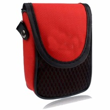 easy transport digital cute compact soft camera case pouch bag