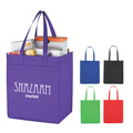 Sedex audit customized Non Woven Market Shopper Tote Bag
