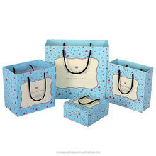 Top quality new coming hot sale oem easter paper gift bag