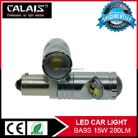 High power led driving lights 15W for led ba9s auto light bulb