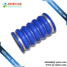 China manufacture high pressure silicone hump hose used for peugeot 307 parts