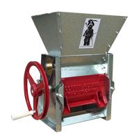 Industrial manual coffee bean huller/ cocoa bean hulling machine/ coffee bean hulling machine