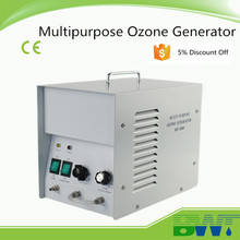 3 g/h ozone clean fresh water ozone generator for washing fruits and vegetables