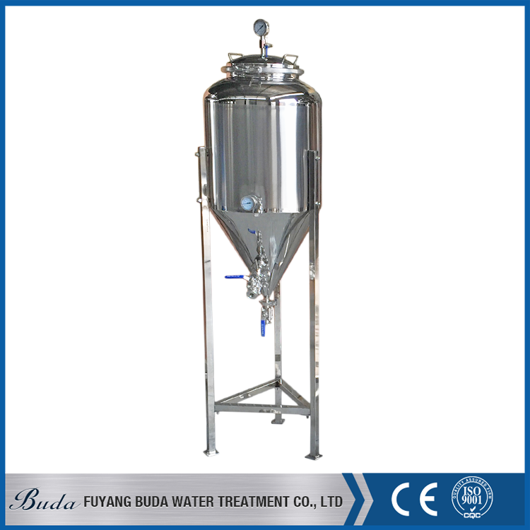 High quality fermenter homebrewing, 100l 200l 300l fermenter, fermentation alcohol tank