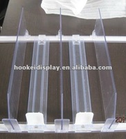 plastic divider and pusher