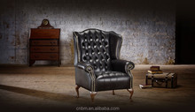 Stirling Classic Chesterfield Sofa Sets in Heritage Old English Black