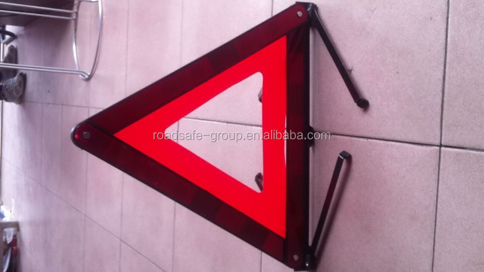 Warning Triangle Type reflector warning triangle