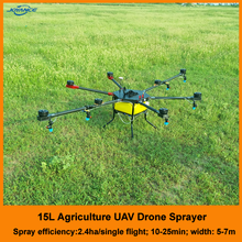 Electril Power Agriculture Sprayer Drone