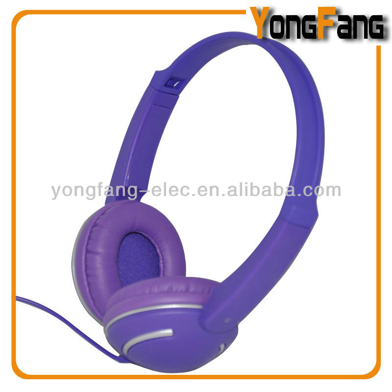 fancy color headphones for mp3 player