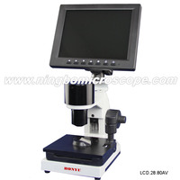 LCD Screen Digital Capillary Microscope