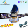 2017 games attraction point!!Best Vr cinema simulator electric system 9d egg cinema chair used cinema equipment