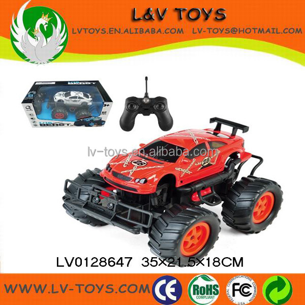 High quality 4ch 1:16 rc off road jeep W/L