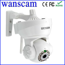 Security camera wireless with remote control mini white wanscam ip camera wireless wifi