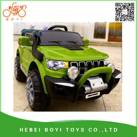 Large off-road child vehicle/electric child big truck with music and light/kid electric cars