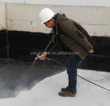 Solvent Based Rubber Asphalt Plastic Spray Paint Waterproof