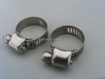 American type hose clamp (304 stainless steel)