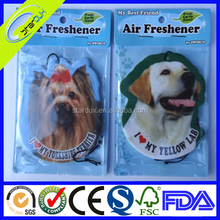 Cheap Vanilla Scents Paper Air Fresheners