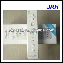 built-in motion plus remote controller for wii from factory