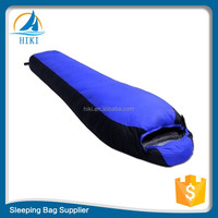Extreme Cold Weather Camp Hiking White Feather Mummy Sleeping Bag