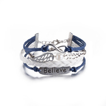 Personalised Bracelets For Women Multi-strand Friendship Bracelets Leather