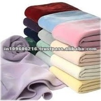 POLAR FLEECE BLANKETS IN DIFFERENT SIZES