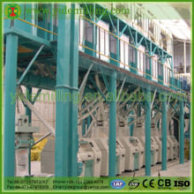 Wheat Processing Plant/Wheat Flour Mill Factory/Maize Flour Production Line