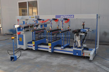 horizontal wood drilling machine