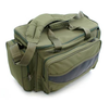 Brand New Green Carp Coarse Fishing Tackle Bag Holdall Quality NGT Bag