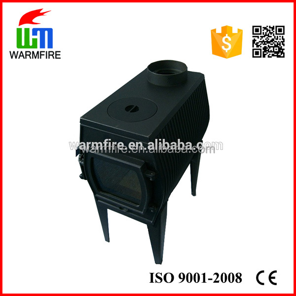 Model WM-K-100GLCB, Popular low price Chinese cast iron material cook stove