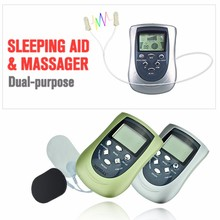 Sunmas Creative style blood circulatory body comfort massager machine with sleeping well ear clip