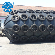 Marine Boat Rubber Fender, Inflatable/Pneumatic Rubber Fender, Cylindrical Rubber Fender for Boat dry dock