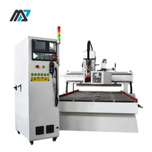 High Specifications Syntec Controller Vacuum Adsorption Table 1530 ATC Wood Cnc Router