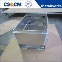 Custom stainless steel/carbon steel/aluminum welding parts fabrication