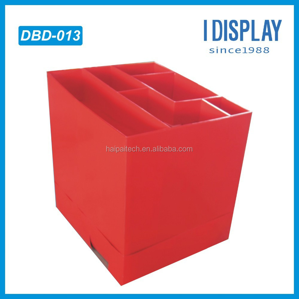 manufacturer small paper portable dump bin retail