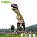Huge Dinosaur of T-rex Attractive Dinosaur 3d Model