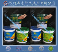 strong roof top waterproof coating materials