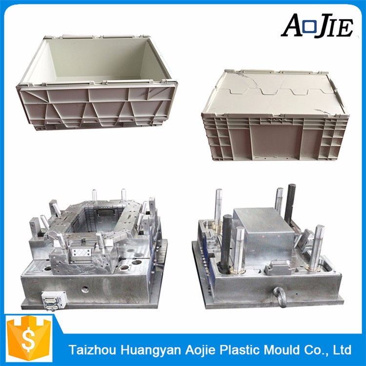 Precise Testing Transport Plastic Bread Crate Mould Provider