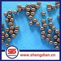 high chrome and AISI 316/316L polishing and grinding stinless steel ball