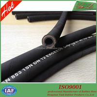 EN 856 4SH cloth surface India hydraulic rubber hose