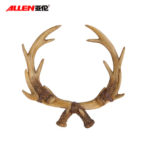 Wholesale decorative resin artificial deer antlers for sale