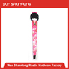 Fashional designed personalized custom esd eyebrow tweezer set