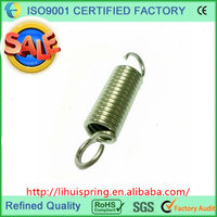Furniture extension helical coiled spring and Extension springs supplier