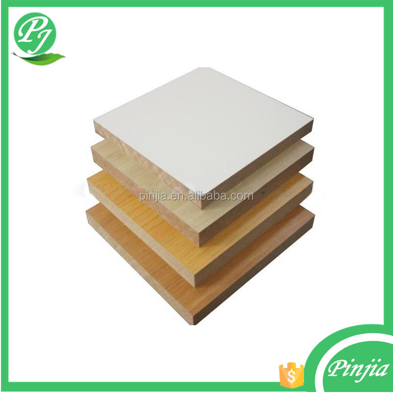 cheapest price raw mdf board/ laminated board with high quality mdf/laminated/faced/paper mdf photo