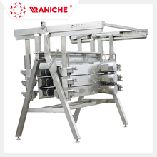 Poultry Chicken Slaughtering Processing Plucking Machine