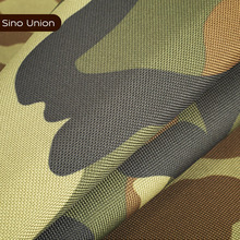 100% polyester tissus anti uv camouflage fabric wholesale