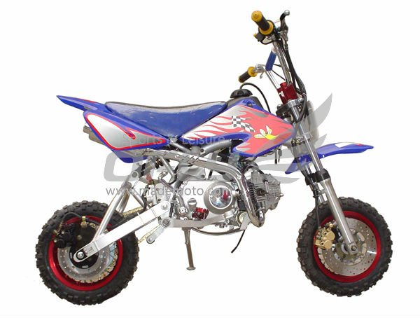 Best selling kick start dirt bikes 110cc