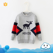 long sweater oem wholesale 2016 no brand names sweater stock childern