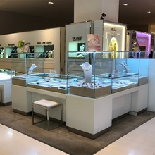 Fashion Design Used Mall Jewelry Kiosk For Sale