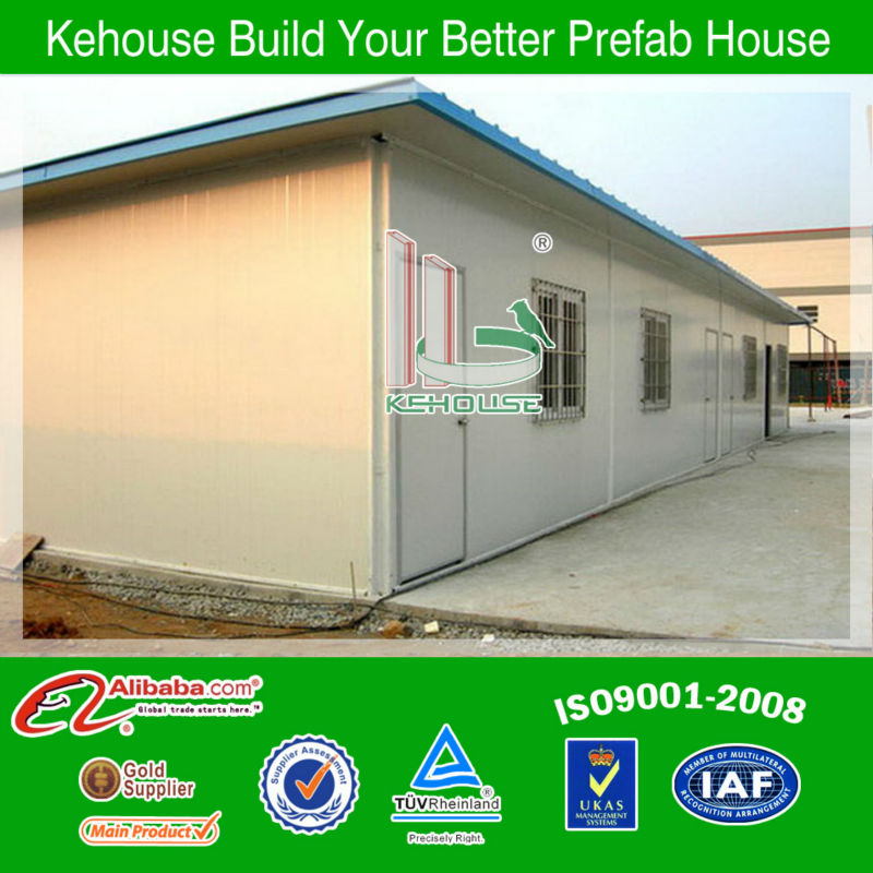 china modern low cost new sandwich cheap mobile homes